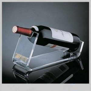 Acrylic Wine Display