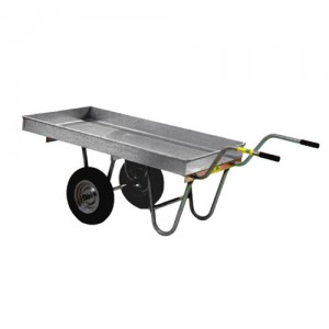 Galvanized Cart